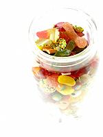 Food _ Assorted Sweets in Jar