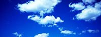 Blue skies with clouds (thumbnail)