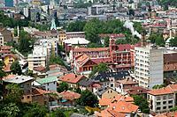 Bosnia Hercegovina. Sarajevo.