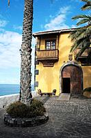 Old hospital, Garachico. Tenerife, Canary Islands, Spain