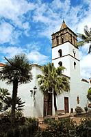 St. Mark's church, Icod de los Vinos. Tenerife, Canary Islands, Spain