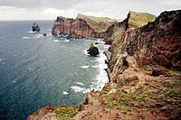 Punta de Sao Lorenzo. Madeira island. Portugal