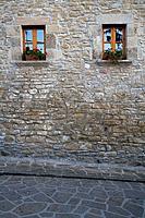 House. Sant Quirze de Safaja. Barcelona province. Spain