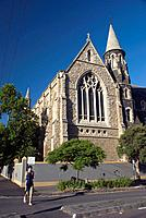 Fitzroy church. Melbourne. Australia.