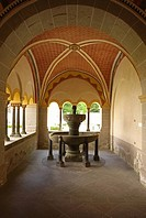 Bendorf_Sayn, Abteikirche im Ortsteil Sayn