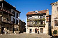 Santillana del Mar. Cantabria, Spain