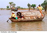 Cambodia _ Lake Tonle Sap