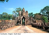 Cambodia _ Angkor _ South door