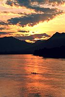 Laos _ Luang Prabang _ View of Mekong