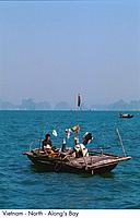 Vietnam _ North _ Along´s Bay
