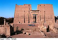 Egypt _ Edfu _ Temple