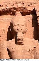 Egypt _ Abu Simbel _ Hathor Temple