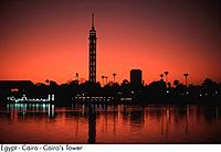 Egypt _ Cairo _ Cairo Tower
