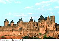 France _ Aude _ Carcassone's City