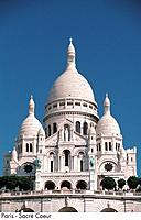 France _ Paris _ Sacre Coeur