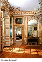 Palace of Versailles _ Chambre de Louis XV