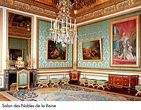 Palace of Versailles _ Salon des Nobles de la Reine