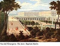 Palace of Versailles _ Vue de l'Orangerie _ Par Jean_Baptiste Martin