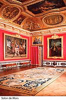 Palace of Versailles _ Salon de Mars