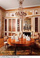 Palace of Versailles _ La Bibliotheque de Louis XVI
