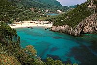 Greece _ Greek Islands _ Corfu _ Paleokastritsa