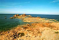 Jersey _ Corbiere Point With Lighthouse