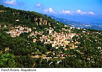 French Riviera _ Roquebrune