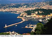 French Riviera _ Nice _ Old Harbour