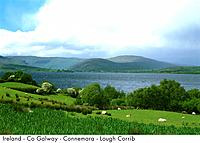 Ireland _ Co Galway _ Connemara _ Lough Corrib