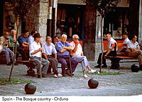 Spain _ The Basque country _ Orduna Spain
