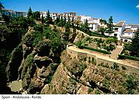 Spain _ Andalousia _ Ronda Spain