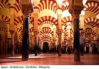Spain _ Andalousia _ Cordoue _ Mesquita Spain