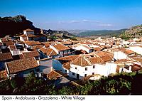 Spain _ Andalousia _ Grazalema Spain