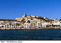 Spain _ The Balearics _ Ibiza Spain