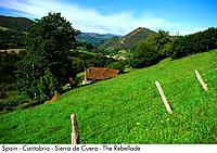 Spain _ Cantabria _ Sierra de Cuera _ The Rebellade Spain