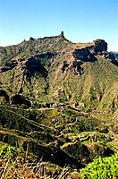 Spain _ Canary Islands _ Great Canary _ Roque Nueblo