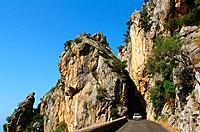 Spain _ The Balearics _ Majorca _ La Calobra