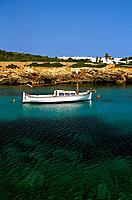 Spain _ The Balearics _ Minorca _ Cala de Biniancolla