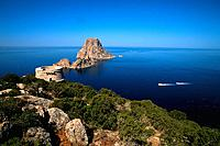 Spain _ The Balearics _ Ibiza _ Es Vedra