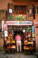 Spain _ The Balearics _ Majorca _ Palma _ Shop