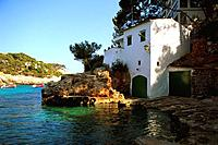 Spain _ The Balearics _ Majorca _ Palma _ Cala Santanyi