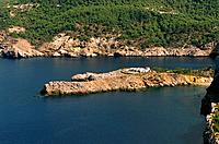 Spain _ The Balearics _ Ibiza _ Na Xamena