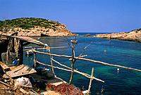 Spain _ The Balearics _ Ibiza _ Portinatx