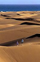 Spain _ Canary Islands _ Great Canary _ Maspalomas Sandhill