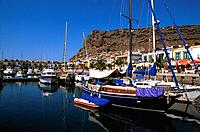 Spain _ Canary Islands _ Great Canary _ Puerto Mogan