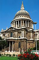 Great Britain _ London _ St Paul Cathedral