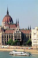 Hungary _ Pest _ The Parliament