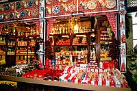 Hungary _ Pest _ Central Market _ Food Store