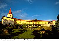 New Caledonia _ Grande Terre _ South _ St Louis Mission