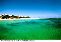 New Caledonia _ Beach of Ame de Lighthouse